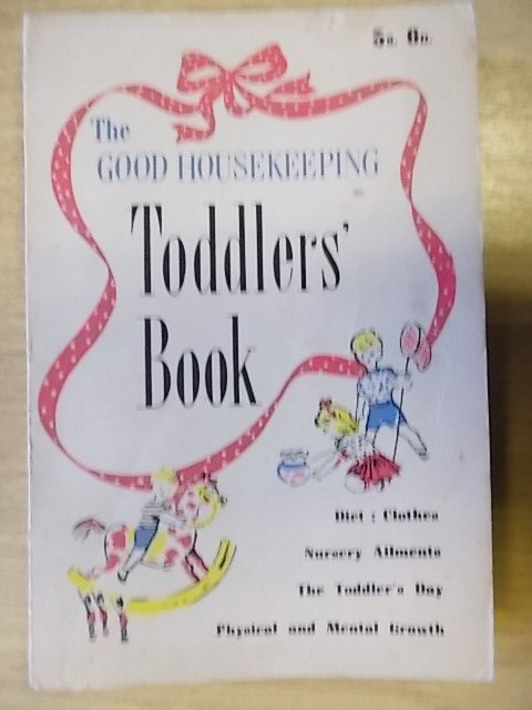 Image for The Good Housekeeping Toddlers' Book