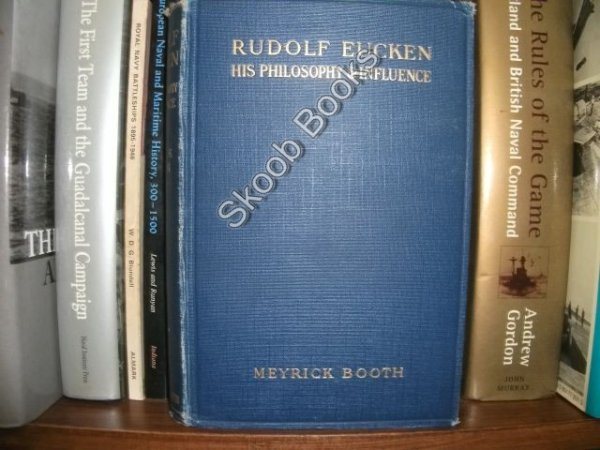 Image for Rudolf Eucken: His Philosophy and Influence