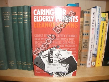 Image for Caring for Elderly Parents
