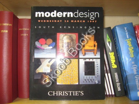 Image for Christie's Modern Design: Wednesday 26 March 1997