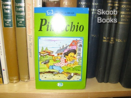 Image for Pinocchio (Ready to Read)