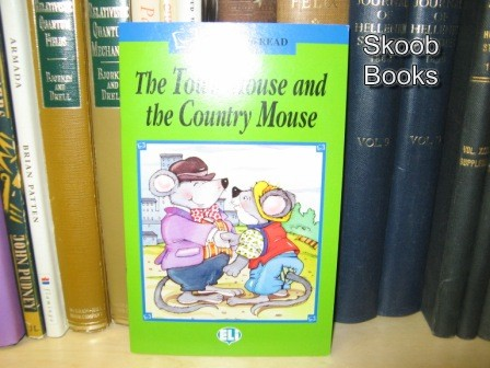 Image for The Town Mouse and the Country Mouse (Ready to Read)