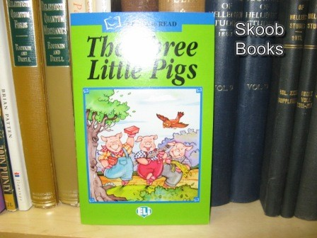 Image for The Three Little Pigs (Ready to Read)