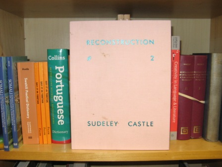 Image for Reconstruction 2, Sudeley Castle