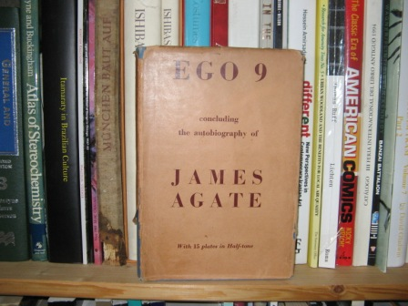 Image for Ego 9: Concluding the Autobiography of James Agate