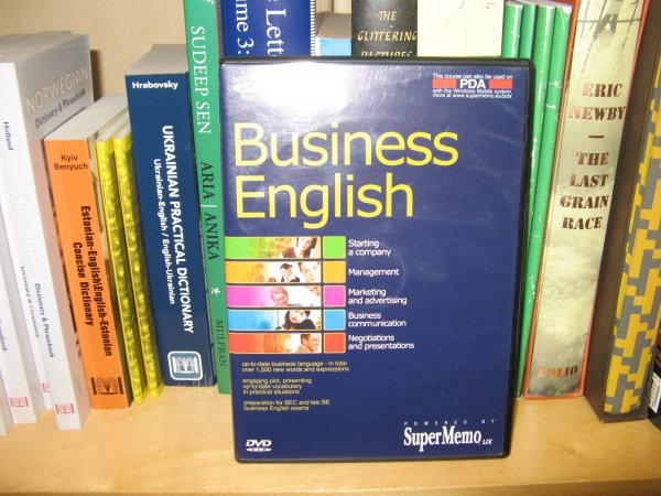 Image for Business Englsih DVD