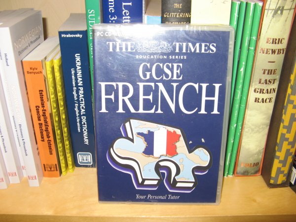 Image for The Times Education Series GCSE French
