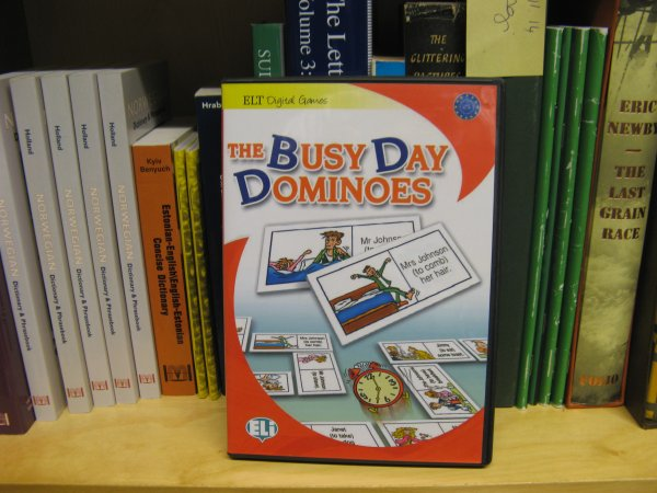 Image for The Busy Day Dominoes (ELT Digital Games)