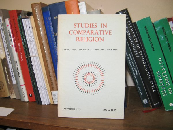 Image for Studies in Comparative Religion; Autumn 1972