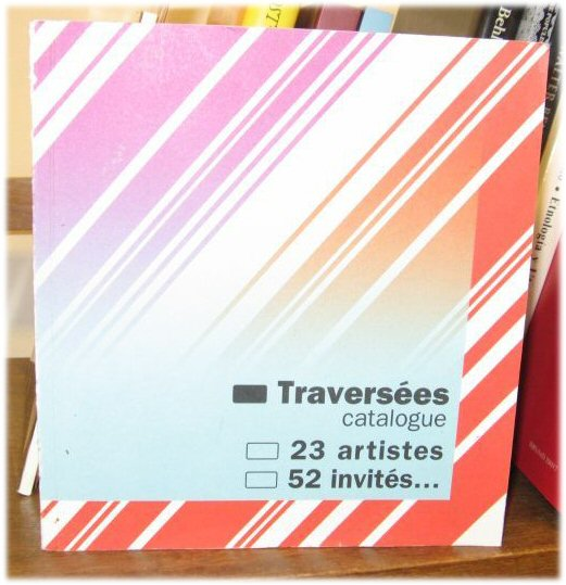 Image for Traversees: Catalogue