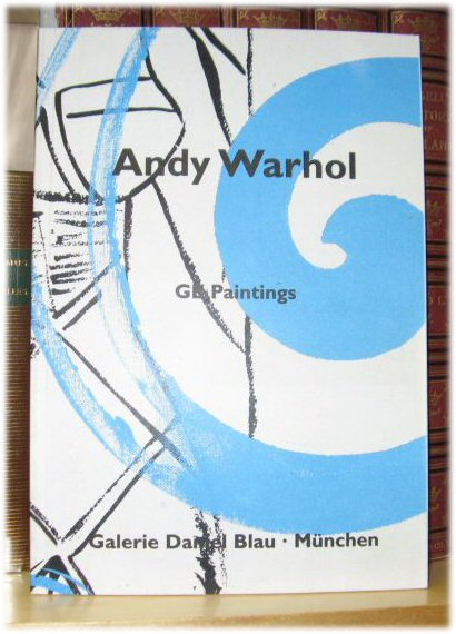 Image for Andy Warhol: GE Paintings