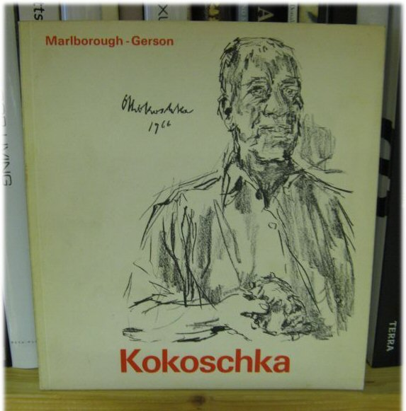Image for Oskar Kokoschka