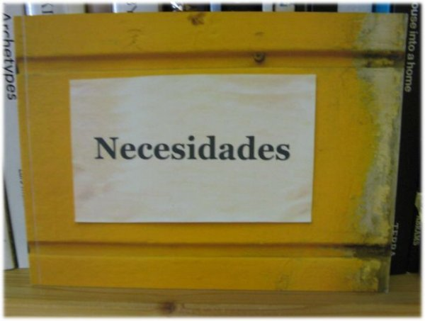 Image for Necesidades