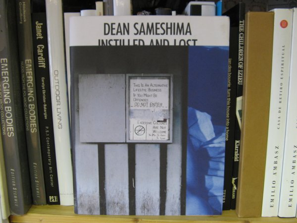 Image for Dean Sameshima: Instilled and Lost