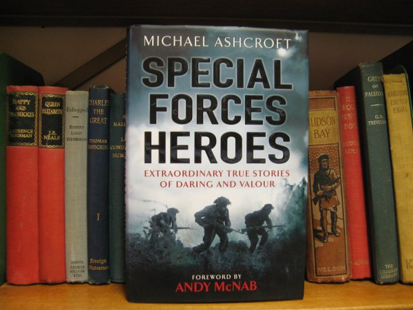 Image for Special Forces Heroes: Extraordinary True Stories of Daring and Valour