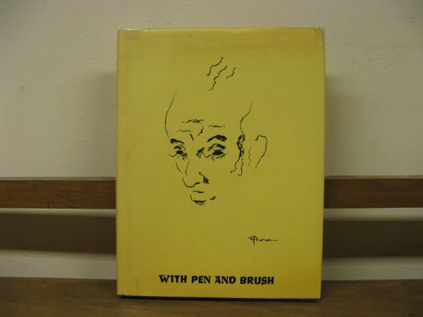 Image for With Pen and Brush: Autobiography of a Painter