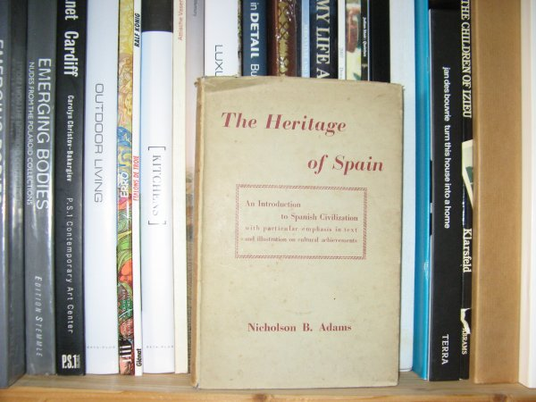 Image for The Heritage of Spain: An Introduction to Spanish Civilization