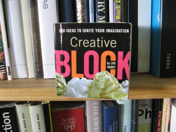 Image for Creative Block: Over 500 Ideas to Ignite Your Imagination