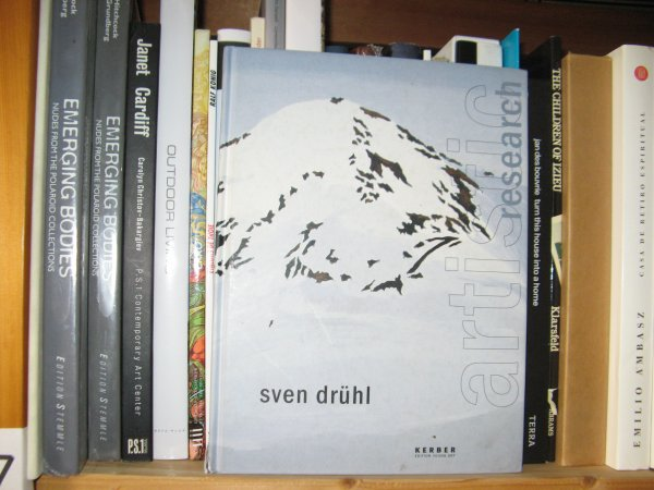 Image for Sven Druhl: Artistic Research