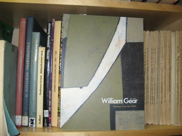Image for William Gear, 1915 - 1997: Paintings from the 1950s