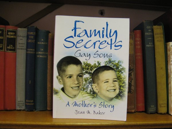 Image for Family Secrets: Gay Sons: A Mother's Story