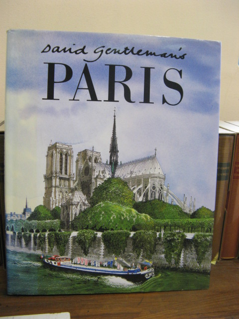 Image for David Gentleman's Paris