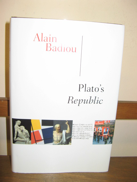 Image for Plato's Republic: A Dialogue in Sixteen Chapters, with a Prologue and an Epilogue