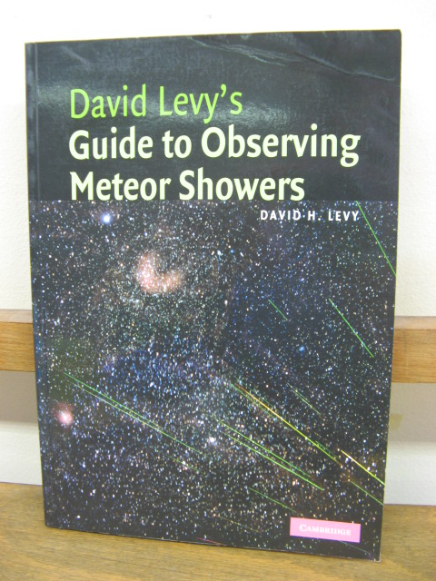 Image for David Levy's Guide to Observing Meteor Showers