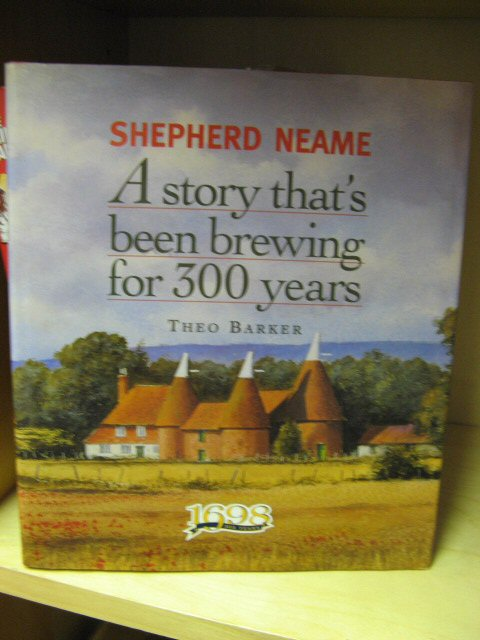Image for Shepherd Neame: A Story That's Been Brewing for 300 Years