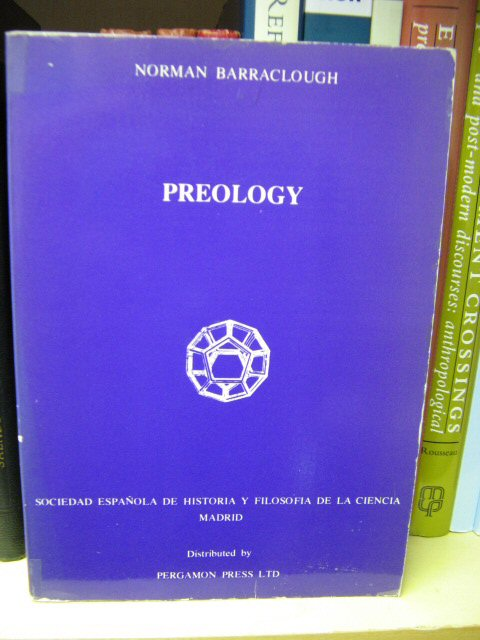 Image for Preology