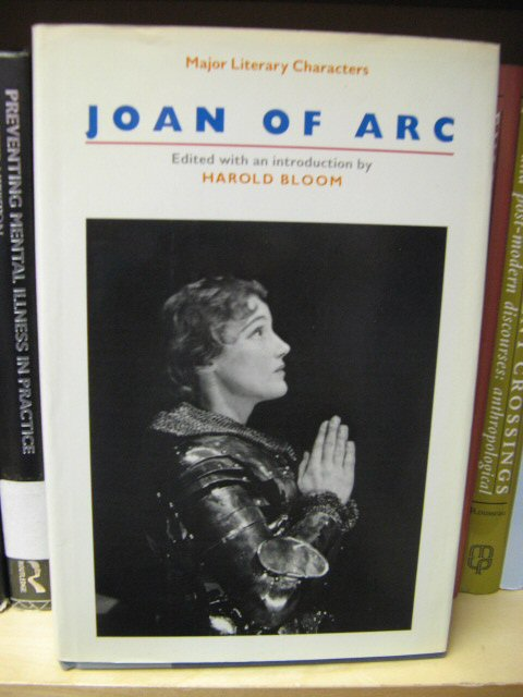 Image for Joan of Arc (Major Literary Characters)