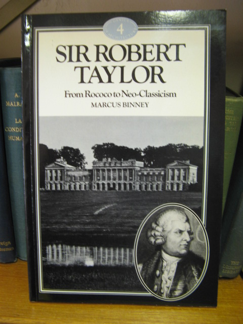 Image for Sir Robert Taylor: From Rococo to Neo-Classicism