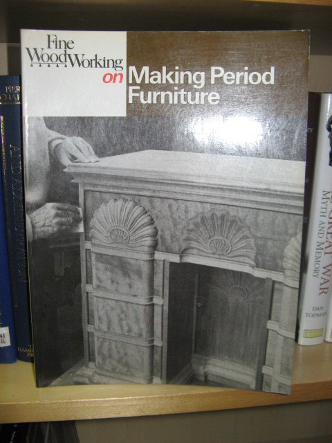 "Image for ""Fine Woodworking"" on Making Period Furniture"