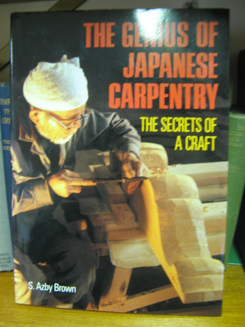 Image for Genius of Japanese Carpentry: The Secrets of a Craft