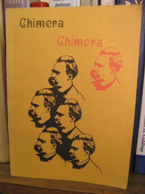 Image for Chimera: A Collection of Poetry and Illustrations by The Snowdonia Poets