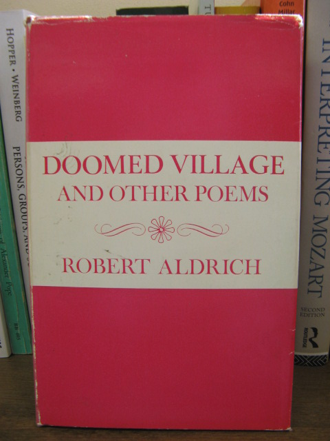 Image for Doomed Village and Other Poems