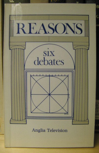 Image for Reasons: Six Debates