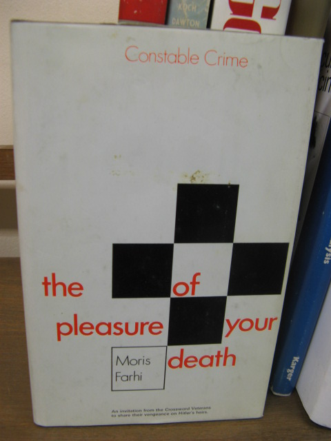 Image for The Pleasure of Your Death (Constable crime)