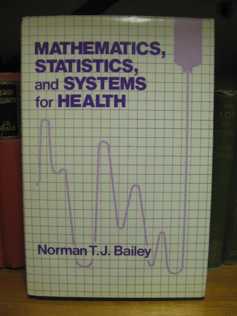 Image for Mathematics, Statistics and Systems for Health