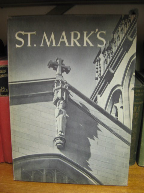 Image for St. Mark's: A Parish Church and Cathedral