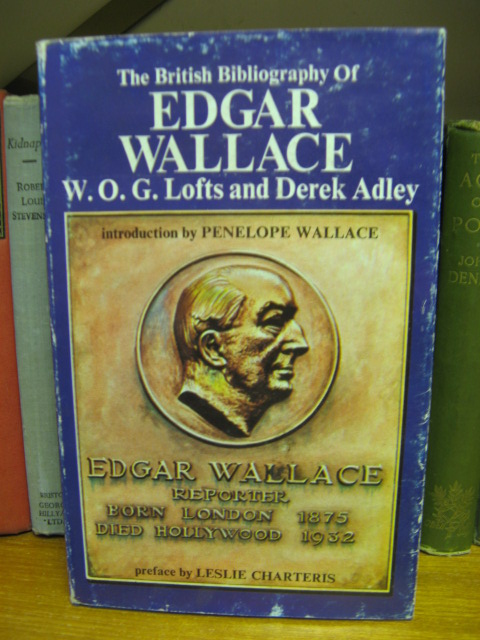 Image for British Bibliography of Edgar Wallace