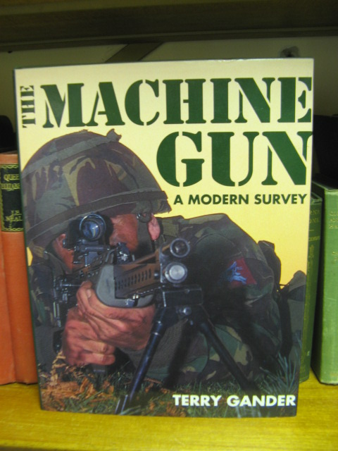 Image for The Machine Gun: A Modern Survey