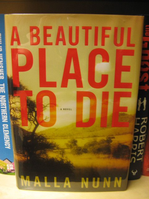 Image for A Beautiful Place to Die