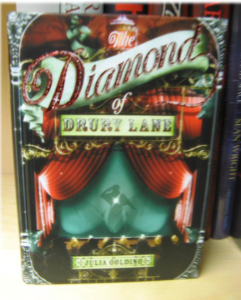 Image for The Diamond of Drury Lane