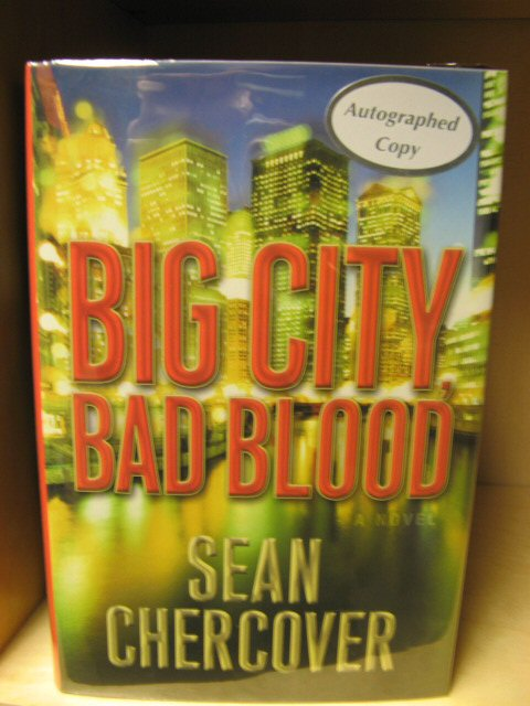 Image for Big City, Bad Blood