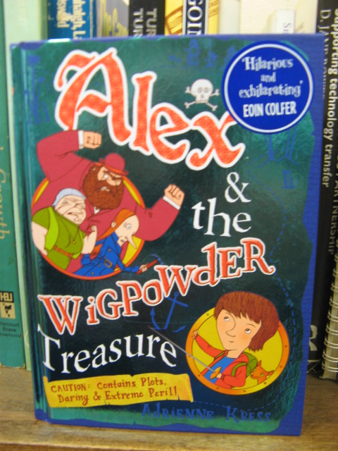 Image for Alex and the Wigpowder Treasure