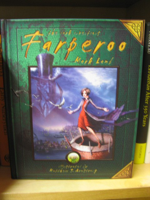 Image for Farperoo: Volume One (Book One of the Dark Inventions)