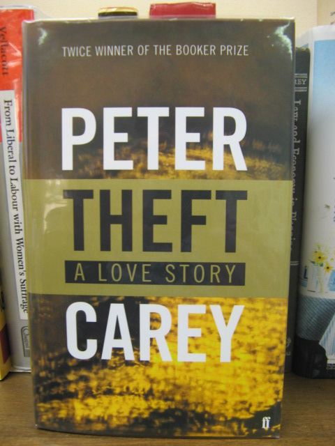 Image for Theft: A Love Story