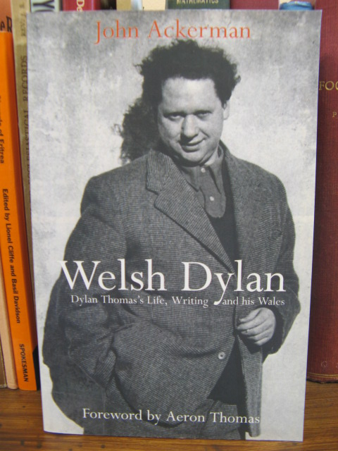 Image for Welsh Dylan: Dylan Thomas's Life, Writing and His Wales