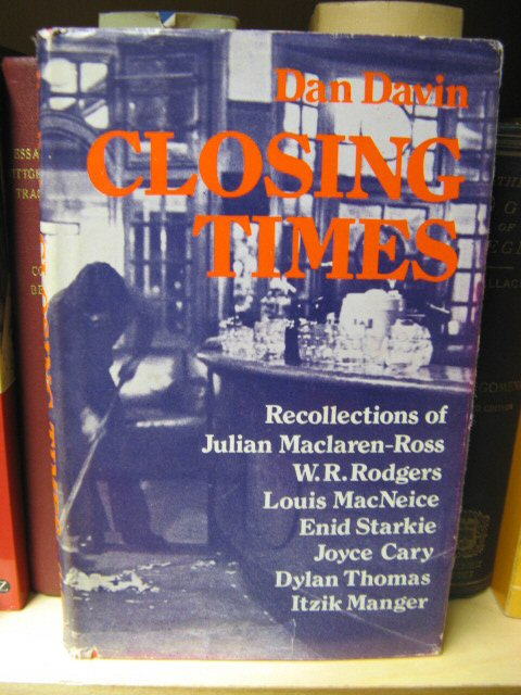 Image for Closing Times